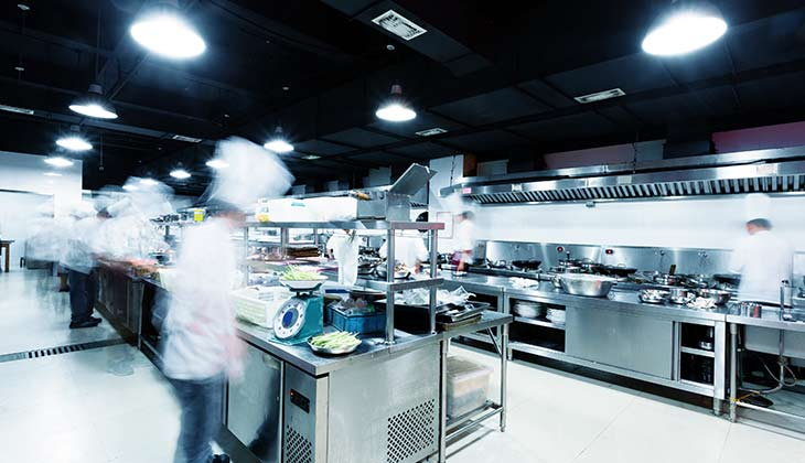 Restaurant Floor Coatings